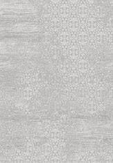 Килим Bohemian, сив (23138/ecru/silver/grey)
