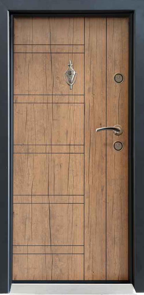 Входна врата Parkdor SL101 90 см. лява - антик