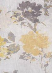 Перде 325-ROSSELA/C2, жълто / 280 см.