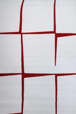 Килим Shuffle, бял (58208/161)