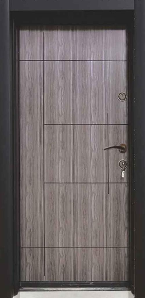 Входна врата Parkdor SL203 90 см. лява - Думан