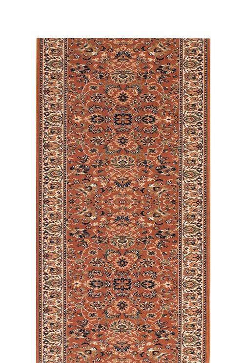 Персийска пътека Saphir, оранжева (95160-206)