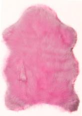Килим Sheep Skin, розов (pink)