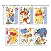 Фототапет Стикери Disney Winnie The Pooh