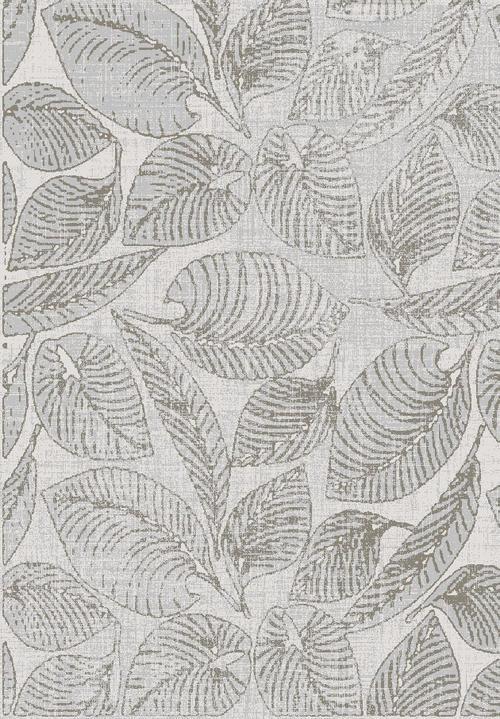 Килим Isphahan, сив (84162/cream/silver)