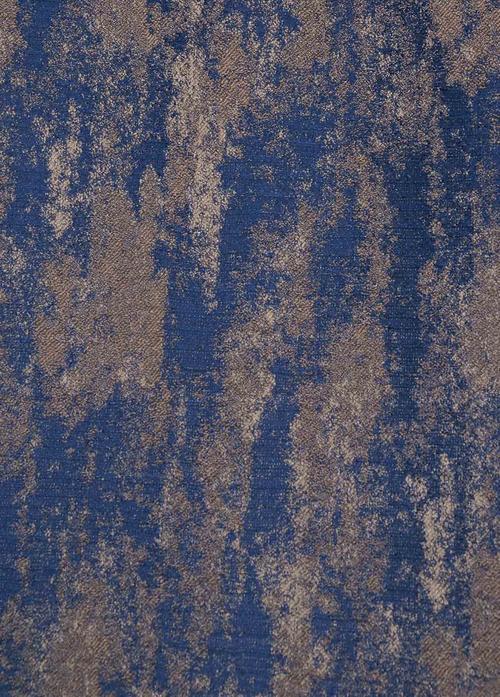 Перде Sandy 635336/12005, синьо / 295 см.