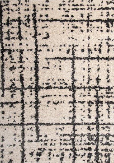 Килим Blizz, бял (79846/white/anthracite)