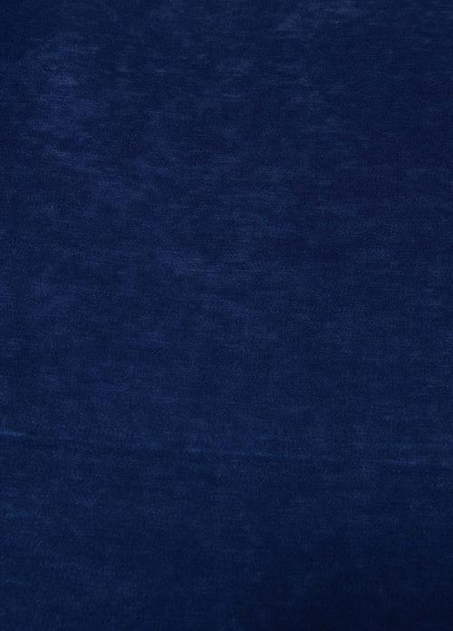 Перде BCM Katyonik Soft 2025, синьо / 300 см.