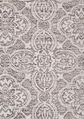 Килим Terazza, кафяв (21193/ivory silver/ta)