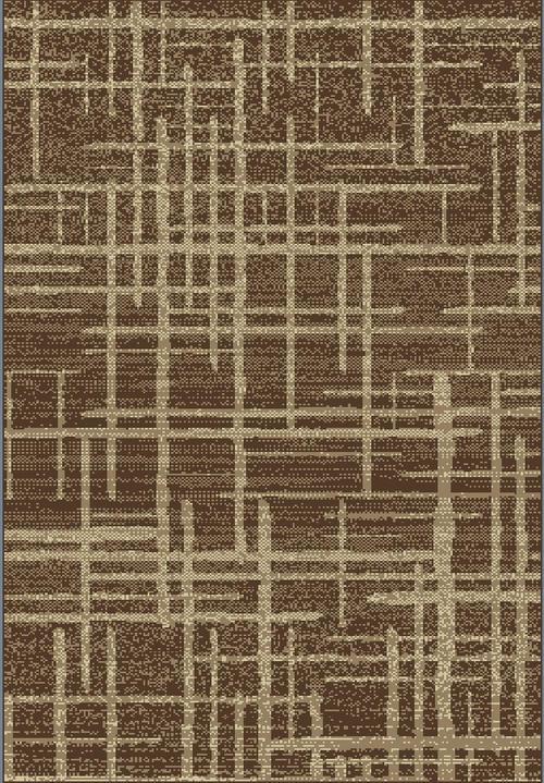 Килим Verdi, кафяв (80226/d.brown)