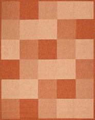 Килим Natura, оранжев (2835/012)
