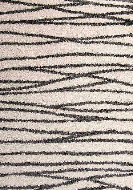 Килим Blizz, бял (79823/white/anthracit)