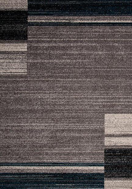Килим Cosi, син (78351/grey/blue)
