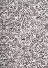 Килим Terazza, сив (21193/ivory silver/gr)