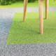 Pilote² carpet tile, gray (910)