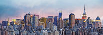 Фототапет New York Skyline 366*127