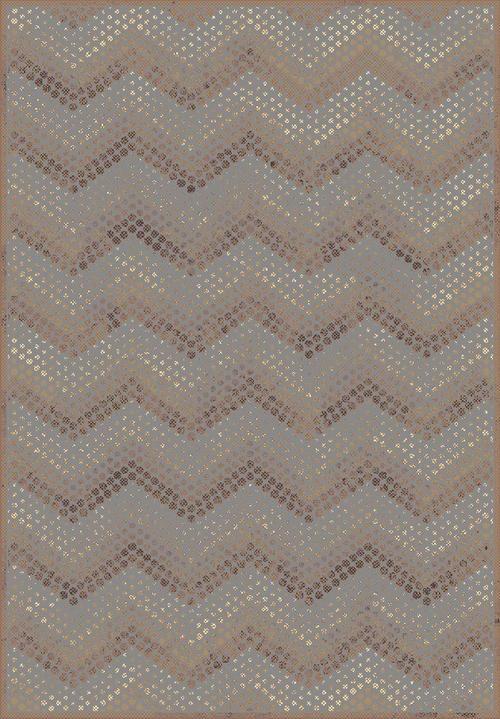 Килим Bohemian, сив (23106/taupe/grey)