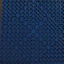 PVC плоча TH-019, синя