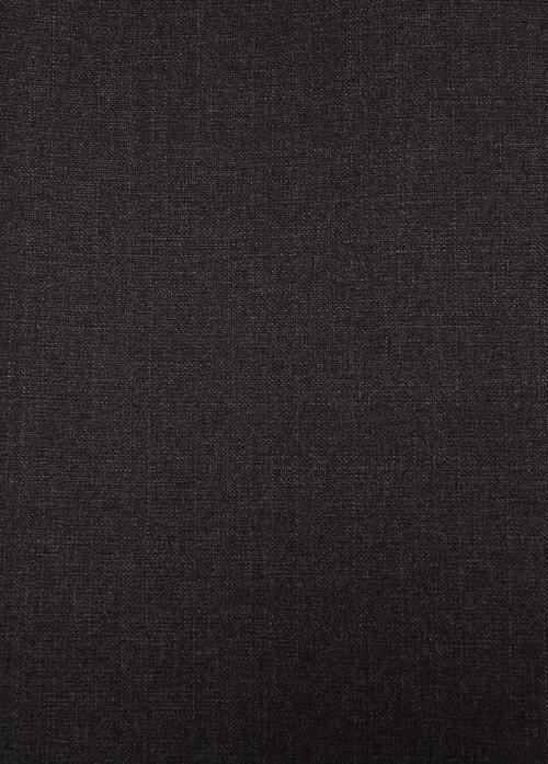 Перде MILPA KETEN 18501, черно / 300 см.