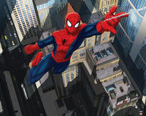 Фототапет The Ultimate Spiderman 304*243