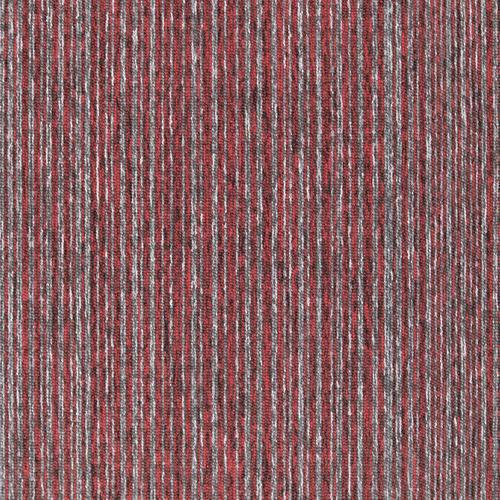 Мокетена плоча Country Lines, червена (49680)