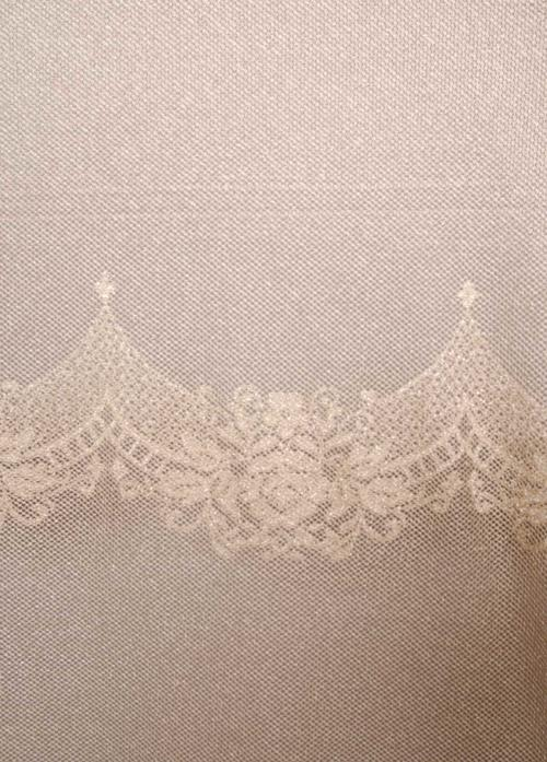 Перде DV Totem 25535/1322/1898, екрю / 280 см.