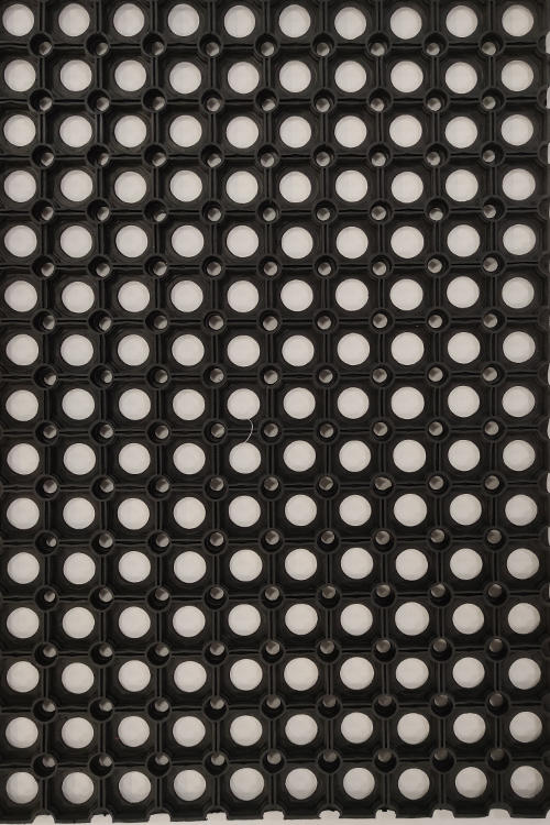 Изтривалка Domino, черна - 40/60 см.