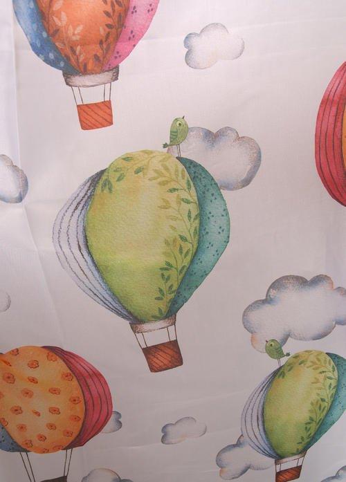 Перде Балони Art 0286/1001, многоцветно / 280 см.