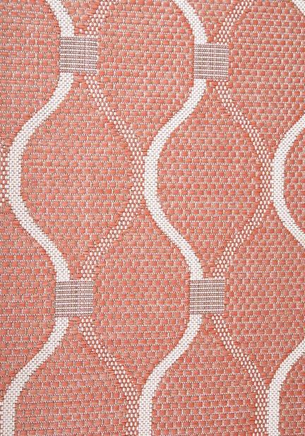 Килим Terazza, розов (21110/ivory silver/co)