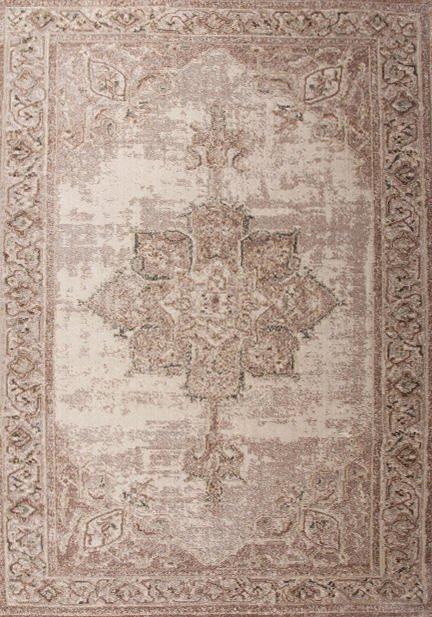 Килим Tundra, кафяв (59416/681)