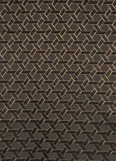 Перде Torino 1750416/44013, черно / 305 см.