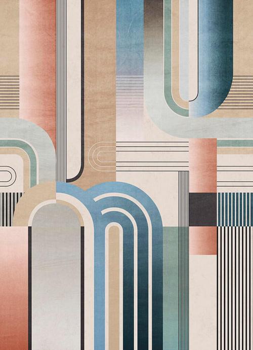 Тапет Plains&Murals PM6602