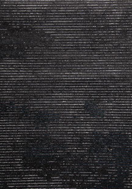 Килим Fika, черен (78596/anthracite/petrol)