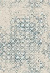 Килим Cosi, син (78256/ivory/blue)