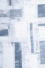 Килим Shift, черно-бял (58408/670)