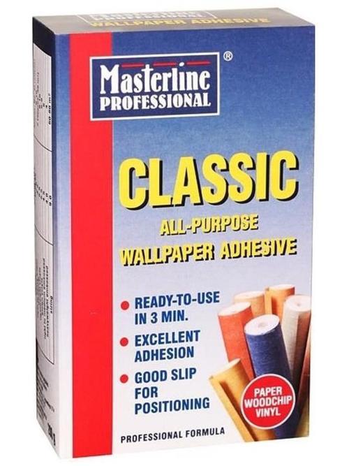 Лепило за тапети Masterline Classic - 200 гр.