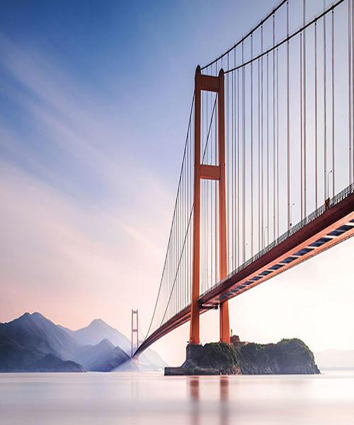 Фототапет Xihou Bridge 366*254