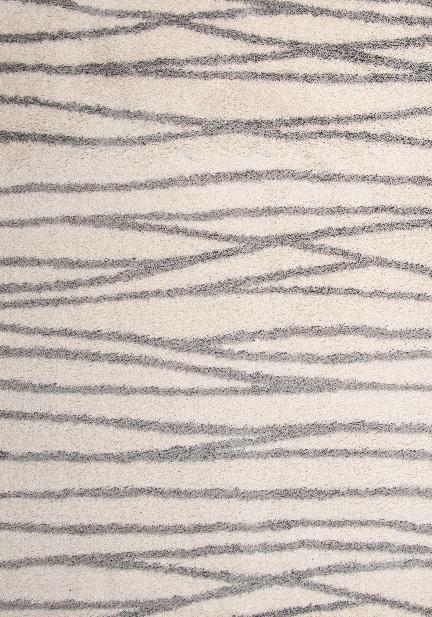 Килим Blizz, бял (79823/white/silver)