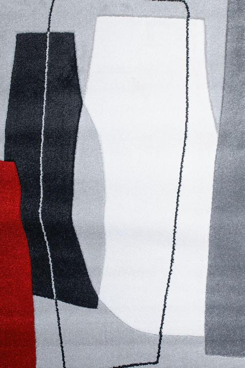 Килим Shuffle, червен (58202/171)