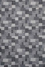Килим Twist, черен (24222/381)