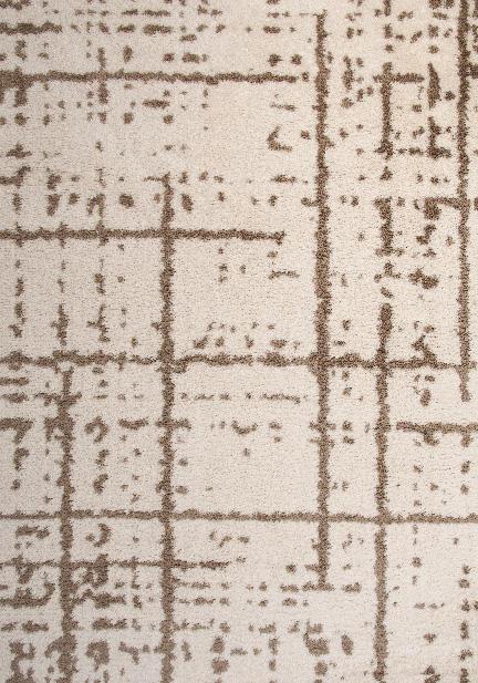 Килим Blizz, бежов (79846/white/beige)