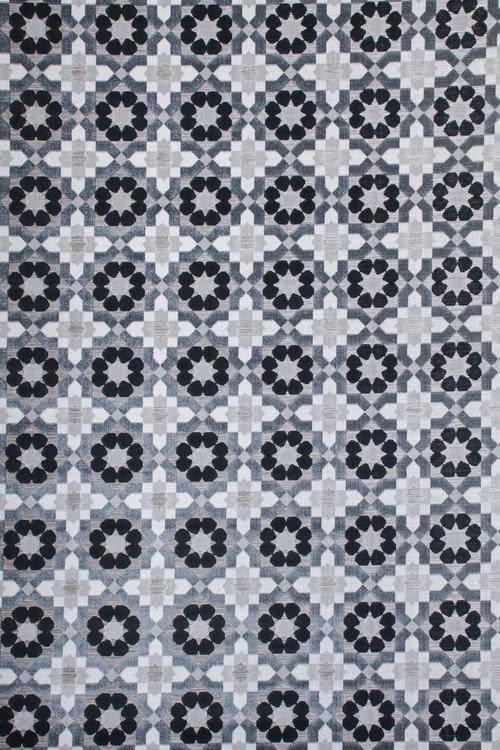 Килим Flow, сив (27206/356)