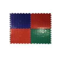 PVC плоча TH-028, синя