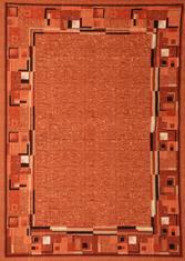 Килим Bombay 84, оранжев