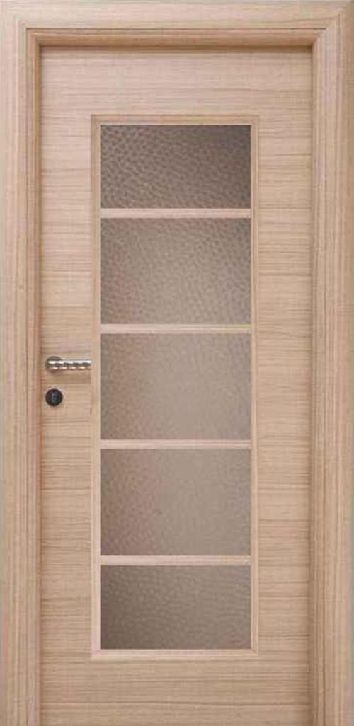 Интериорна врата VD8 с регулируема каса 70 см. дясна