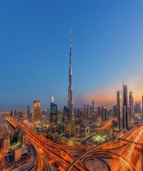 Фототапет Burj Khalifah 366*254