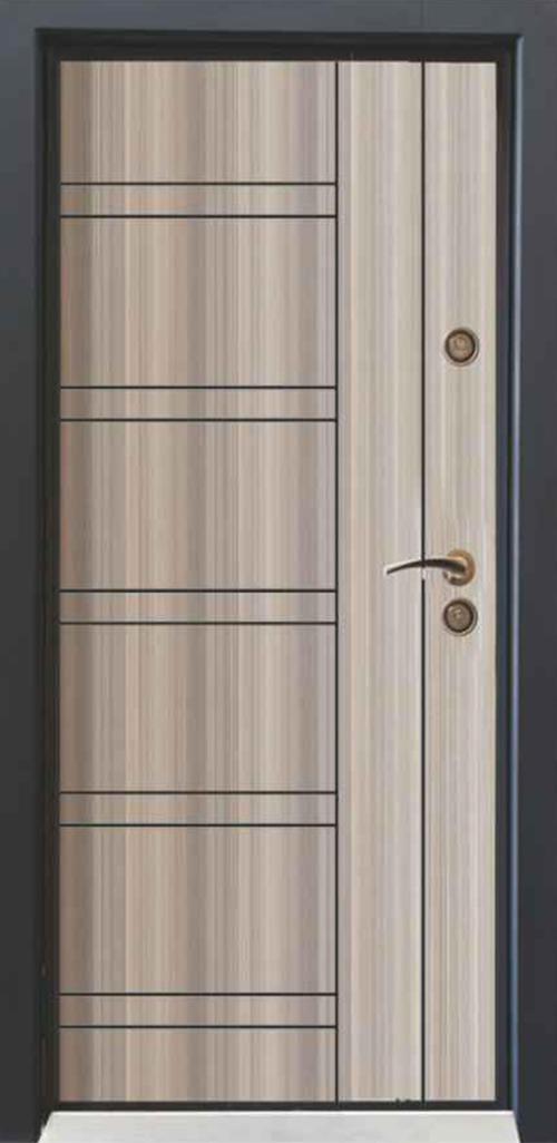 Входна врата Parkdor SL101 90 см. лява - мистик