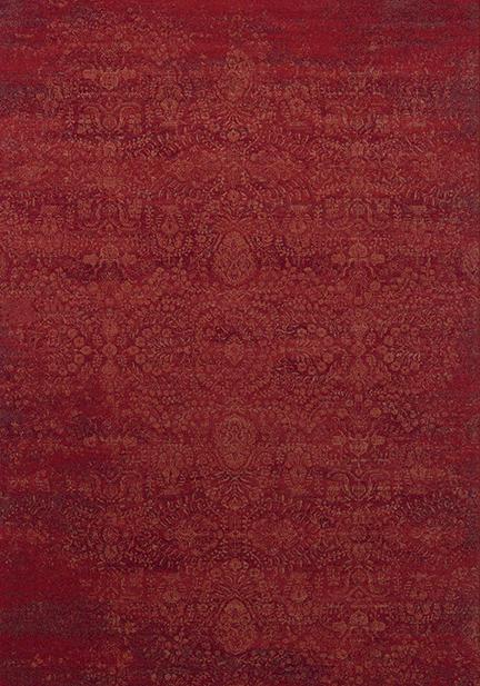 Килим Jade, червен (45008/301)