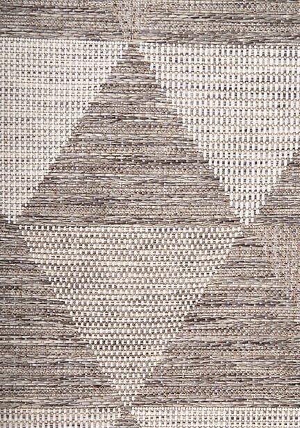 Килим Terazza, кафяв (21132/ivory silver/ta)