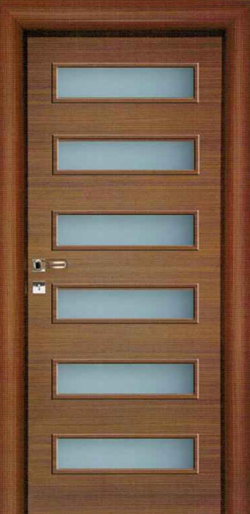 Интериорна врата VD11 с регулируема каса 70 см. дясна